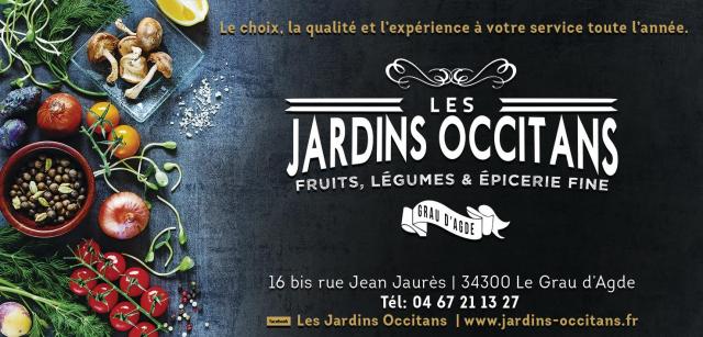 Les Jardins Occitans - Primeur Epicerie Fine - Grau d'Agde - Guide des Saveurs