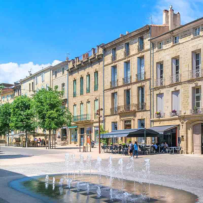 Pézenas - Ville de Molière ou Bobby LaPointe - Annuaire des restaurants - Guide des Saveurs - Tourisme hérault