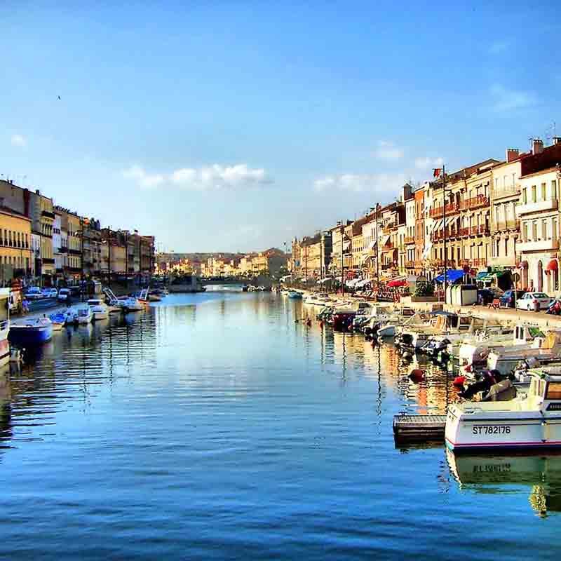 Sète - L'ile singulière - Hérault - Guide des Saveurs - annuaire des restaurants - commerces de bouches