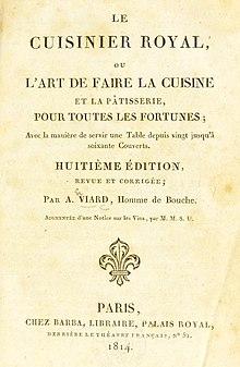 Le cuisinier royal ou l'art de faire la cuisine - Guide des Saveurs - Mousse au chocolat