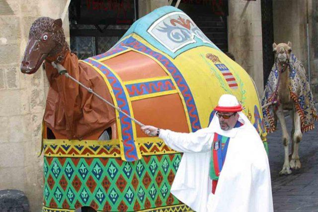 L'origine de Lou Camel