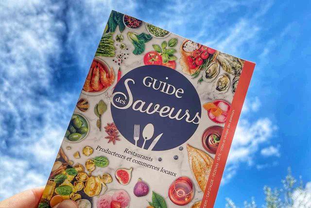 Guide des Saveurs – 3ème édition – 2021/22